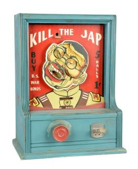 1¢ Groetchen Kill The Jap Anti Axis Countertop Trade