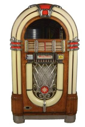 Multi-Coin Wurlitzer 1015 Multi-Selector Phonograph