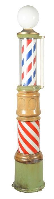 Paidar Electric Barber Pole.