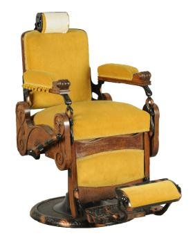 Koken Hercules Barber Chair.