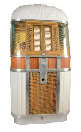 Coin-Op AMI Model 500 Phonograph Jukebox.
