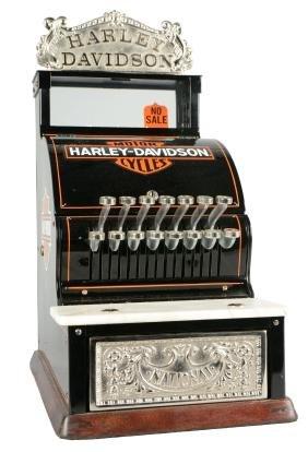 Harley-Davidson National Cash Register.