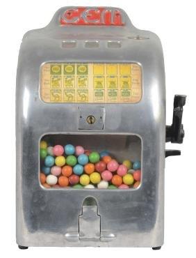 **1¢ Garden City Mfg. Gem Trade Stimulator.