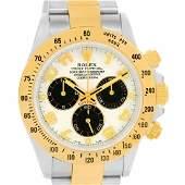 Rolex Yellow Gold Daytona Cosmograph 116523