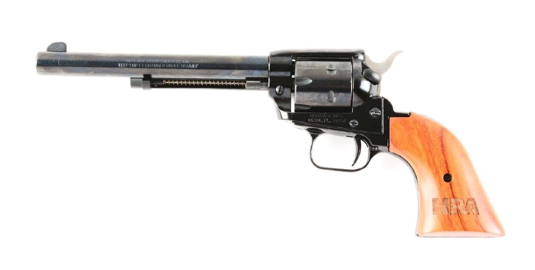 (M) Boxed NRA Heritage Firearms Rough Rider Revolver. - 2