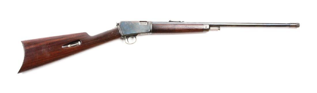 (C) Winchester Model 1903 Semi-Automatic Rifle Threaded
