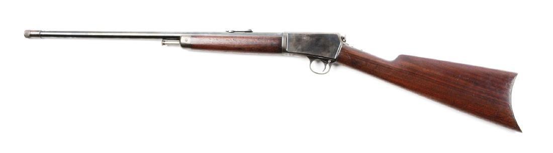 (C) Winchester Model 1903 Semi-Automatic Rifle Threaded - 2
