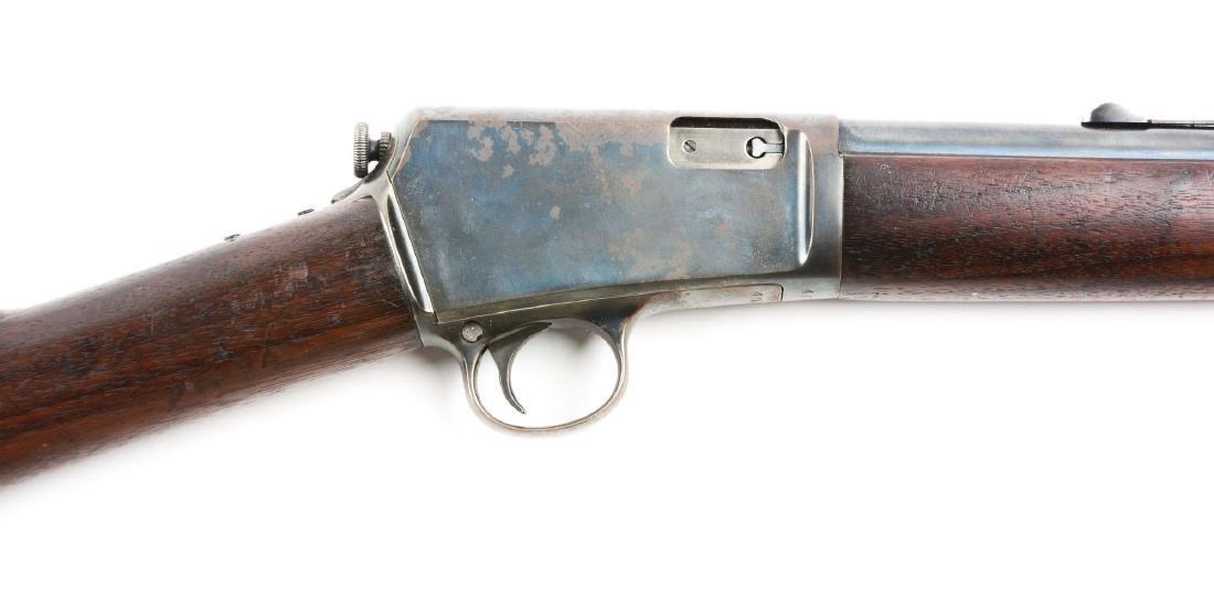 (C) Winchester Model 1903 Semi-Automatic Rifle Threaded - 3