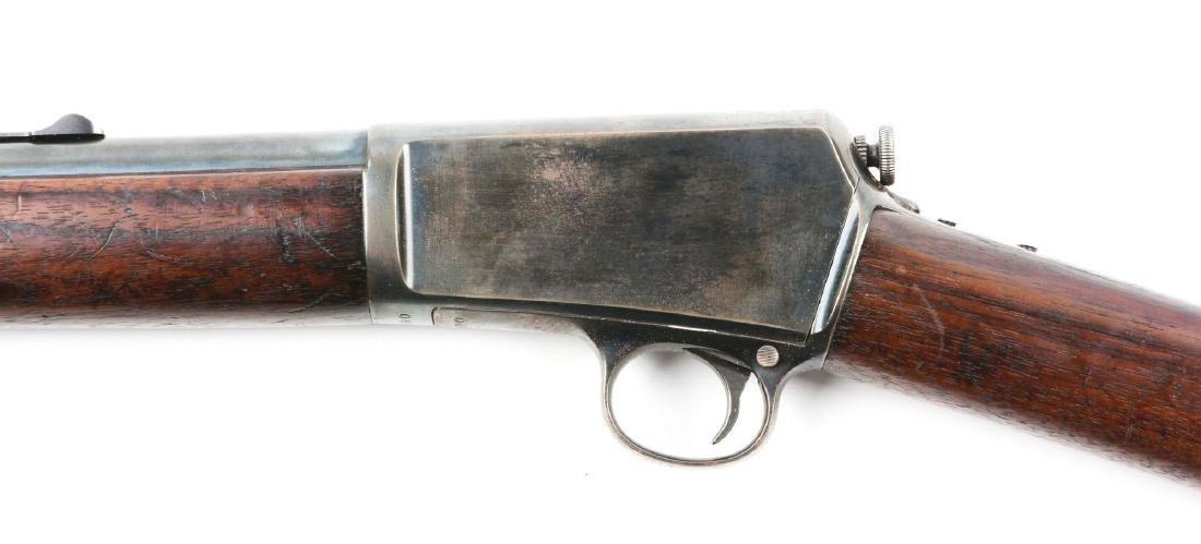 (C) Winchester Model 1903 Semi-Automatic Rifle Threaded - 4