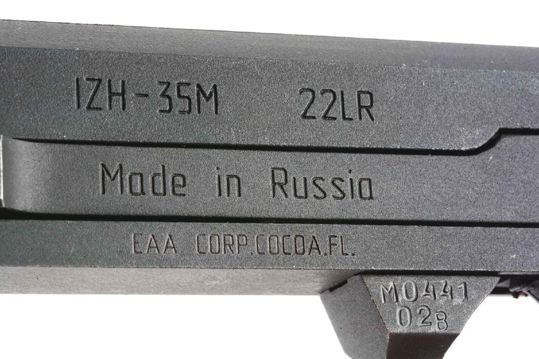 (M) Russian Baikal Model IZH-35M .22 Semi-Automatic - 5