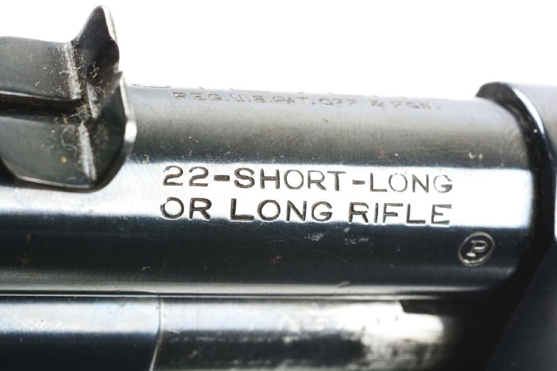 (C) Lot Of 4: .22 Caliber Rifles. - 10