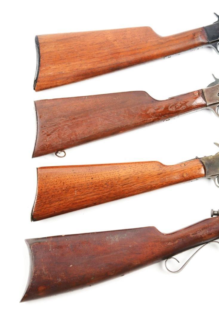 (C) Lot Of 4: .22 Caliber Rifles. - 3