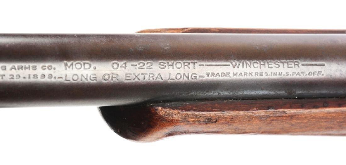 (C) Lot Of 4: .22 Caliber Rifles. - 4