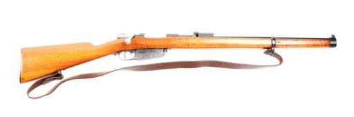 (C) Loewe & Company 1891 Argentine Mauser Carbine
