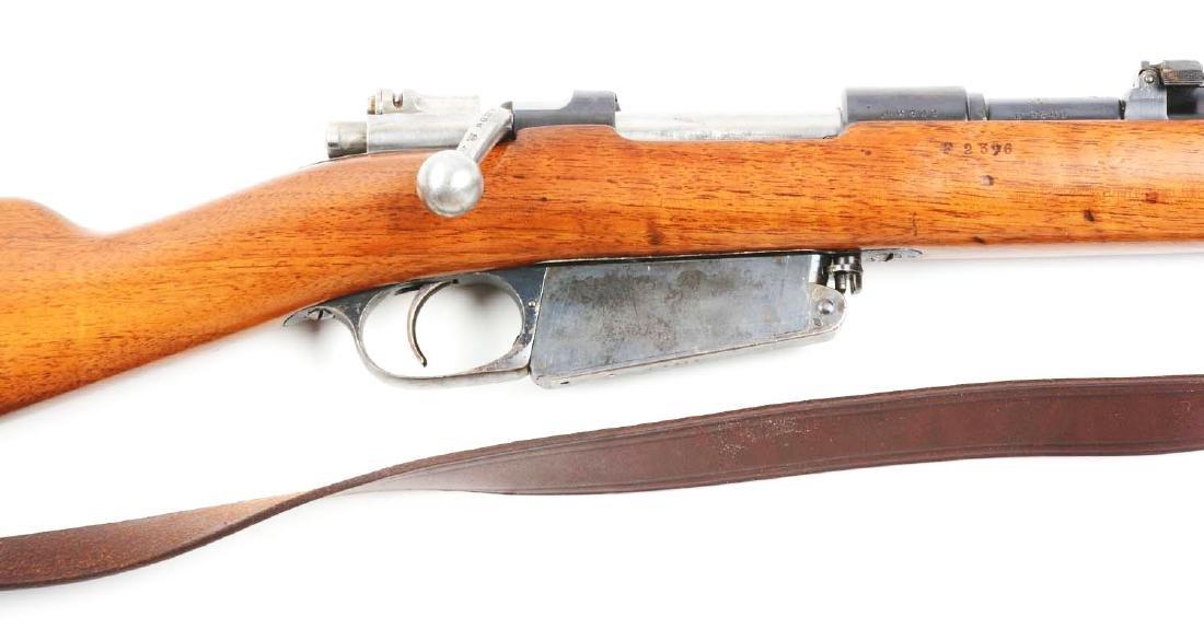 (C) Loewe & Company 1891 Argentine Mauser Carbine. - 3