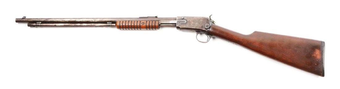 (C) Winchester Model 06 Pump Action Rifle. - 2