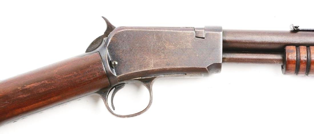 (C) Winchester Model 06 Pump Action Rifle. - 3