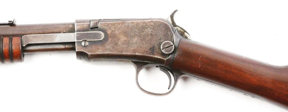 (C) Winchester Model 06 Pump Action Rifle. - 4