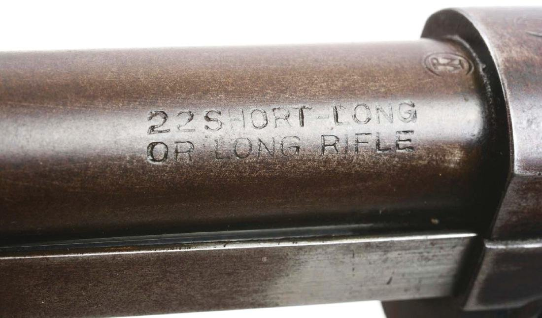 (C) Winchester Model 06 Pump Action Rifle. - 7