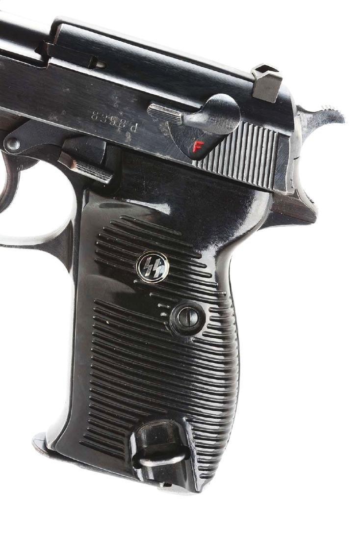 (C) Nazi Marked Walther P38 Semi-Automatic Pistol. - 7