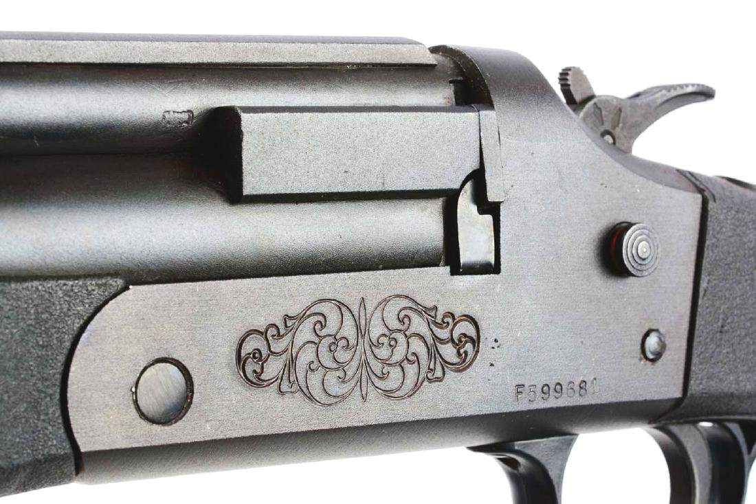 (M) Savage Model 24 Combination Rifle & Shotgun. - 5