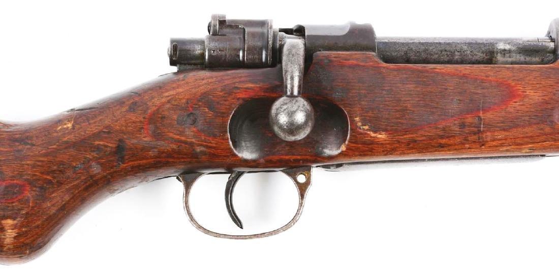 (C) Nazi Marked Mauser Model K98 Bolt Action Rifle. - 3