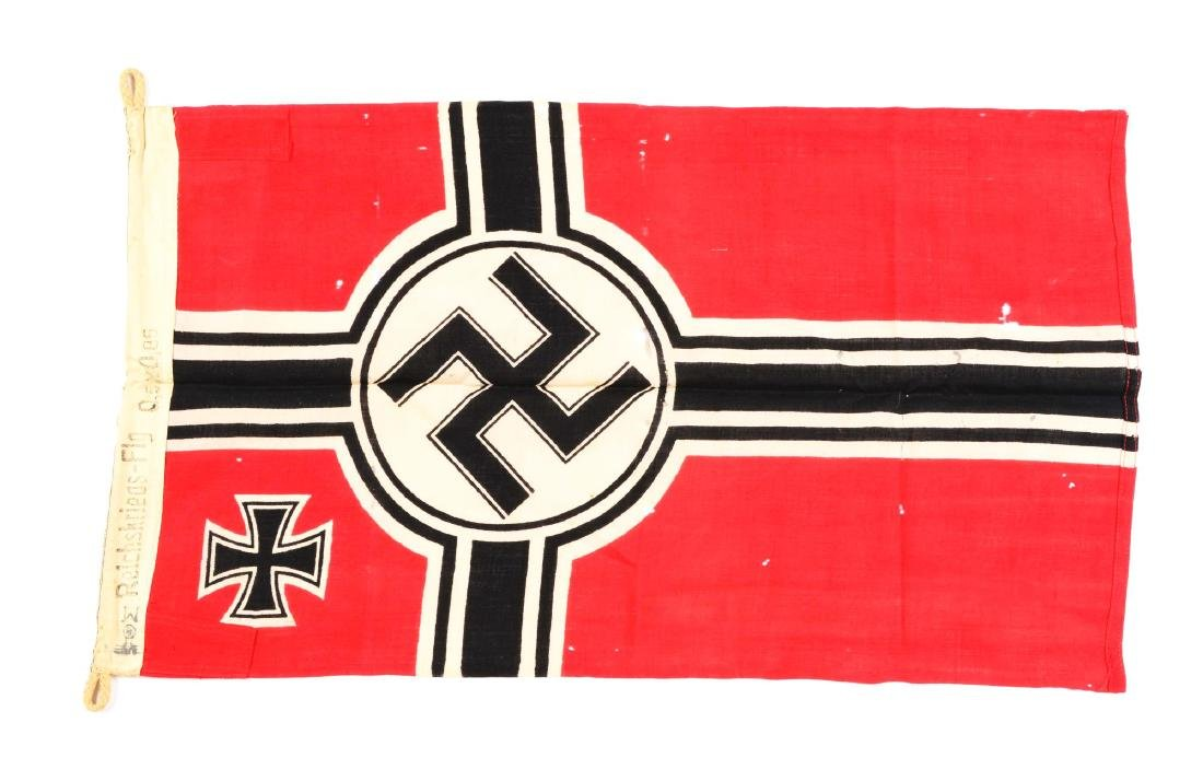 Kriegs Flag. - 2