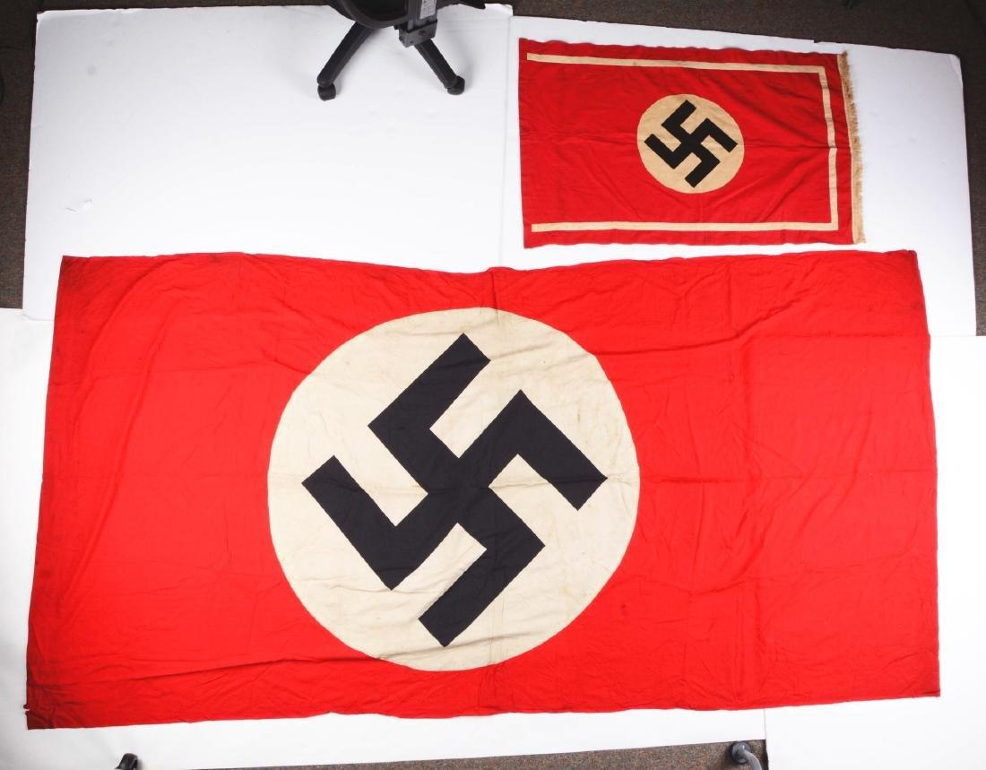 Lot Of 2: German Flags. - 9