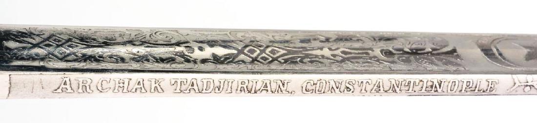 Lot Of 4: Persian Swords. - 6