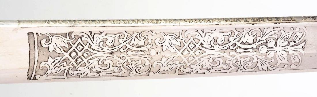 Lot Of 4: Persian Swords. - 7