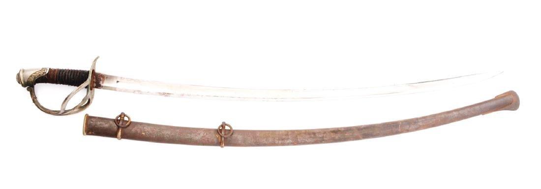 Ames Model 1860 Officer's Sword.