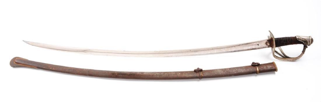 Ames Model 1860 Officer's Sword. - 2
