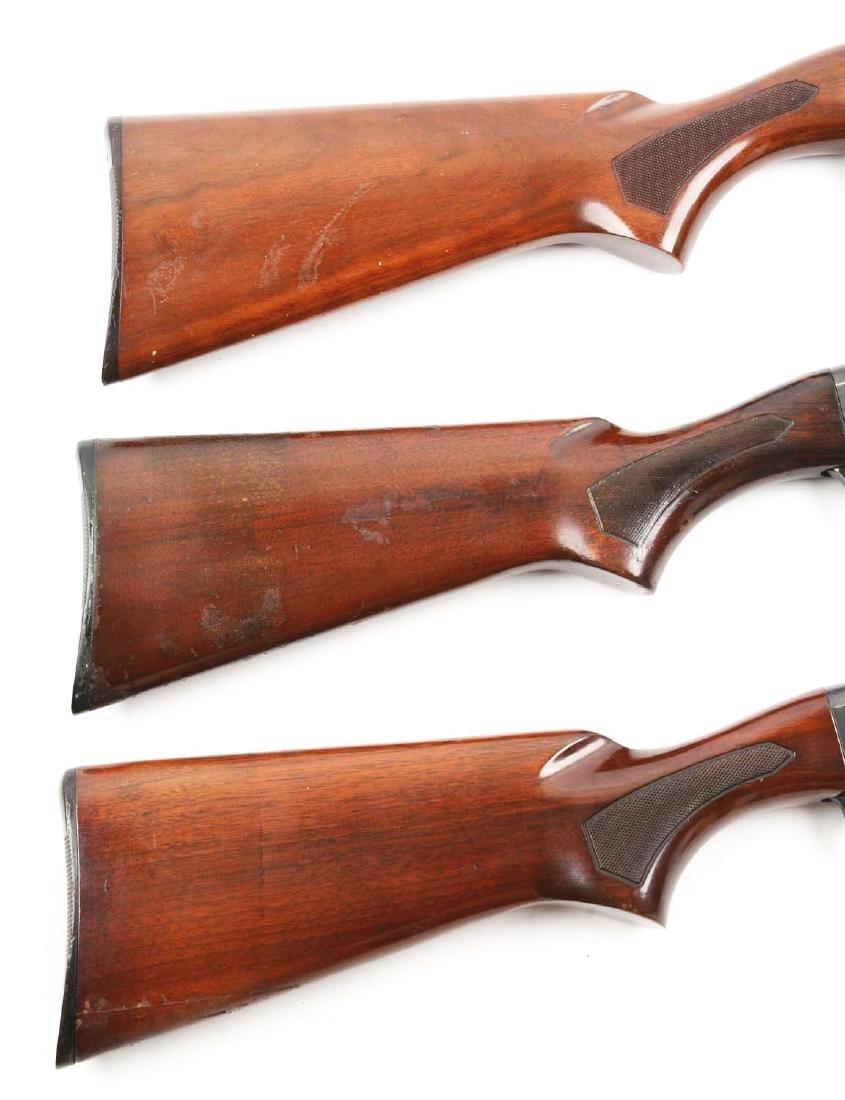 (M) Lot Of 3: Remington Model 11-48 Shotguns. - 3