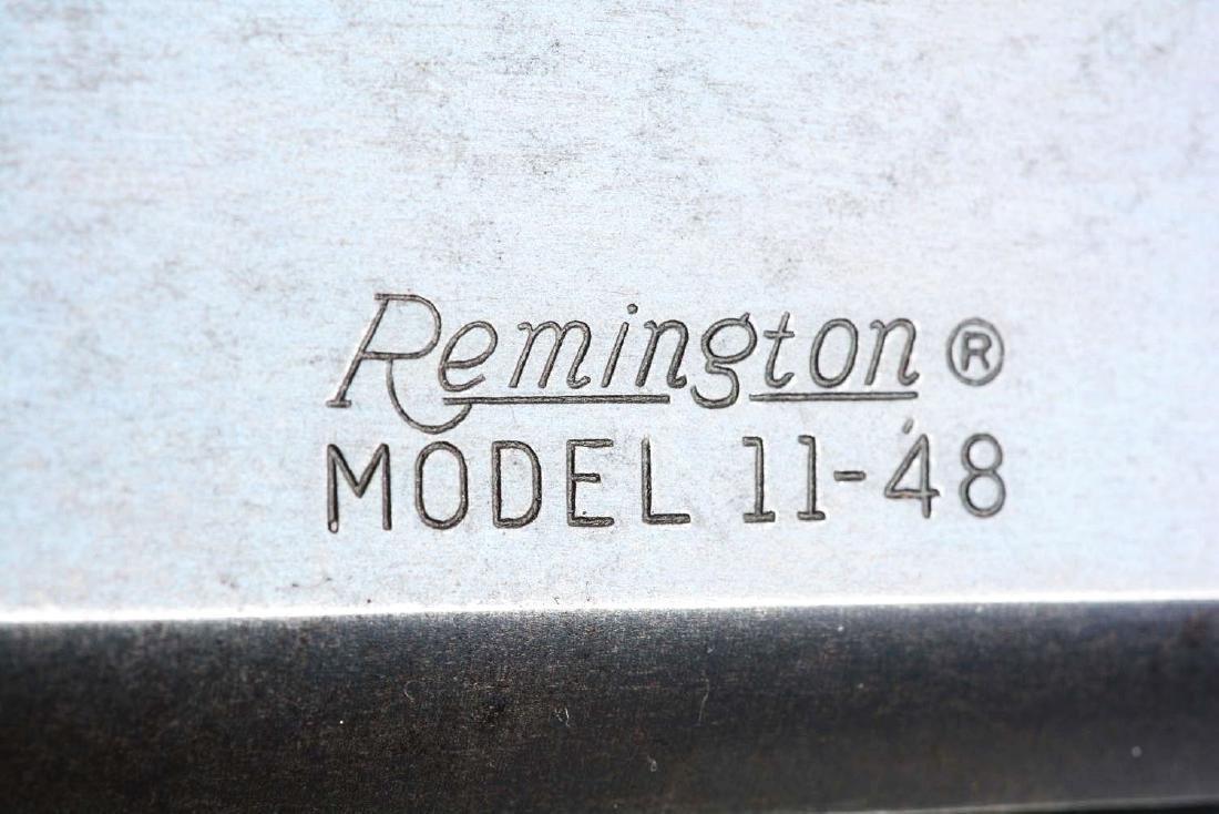 (M) Lot Of 3: Remington Model 11-48 Shotguns. - 6