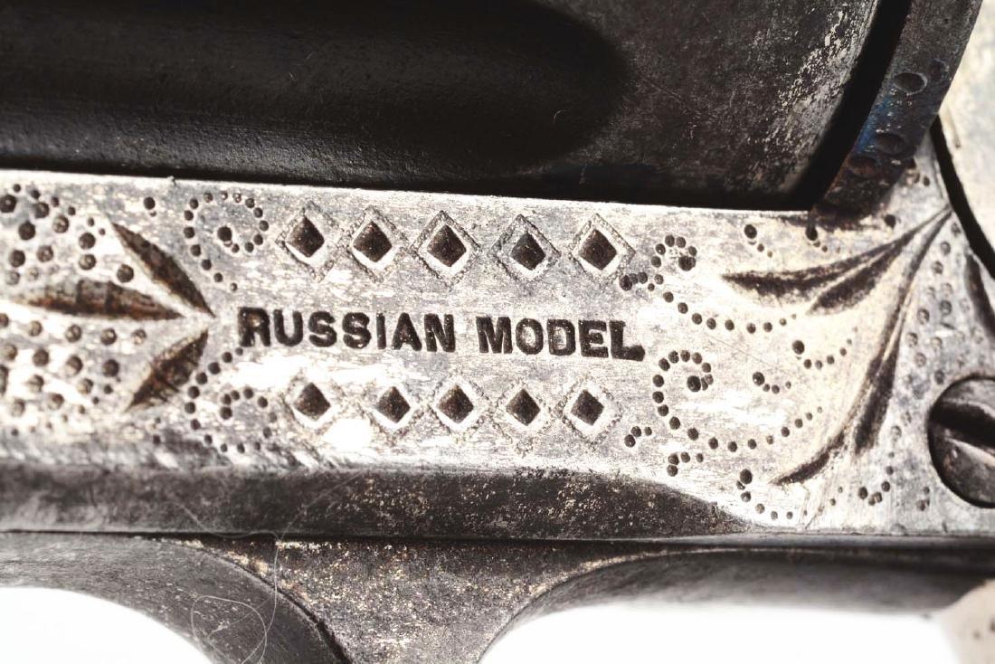 (A) Merwin & Hulbert 3rd Model Single Action Revolver. - 4