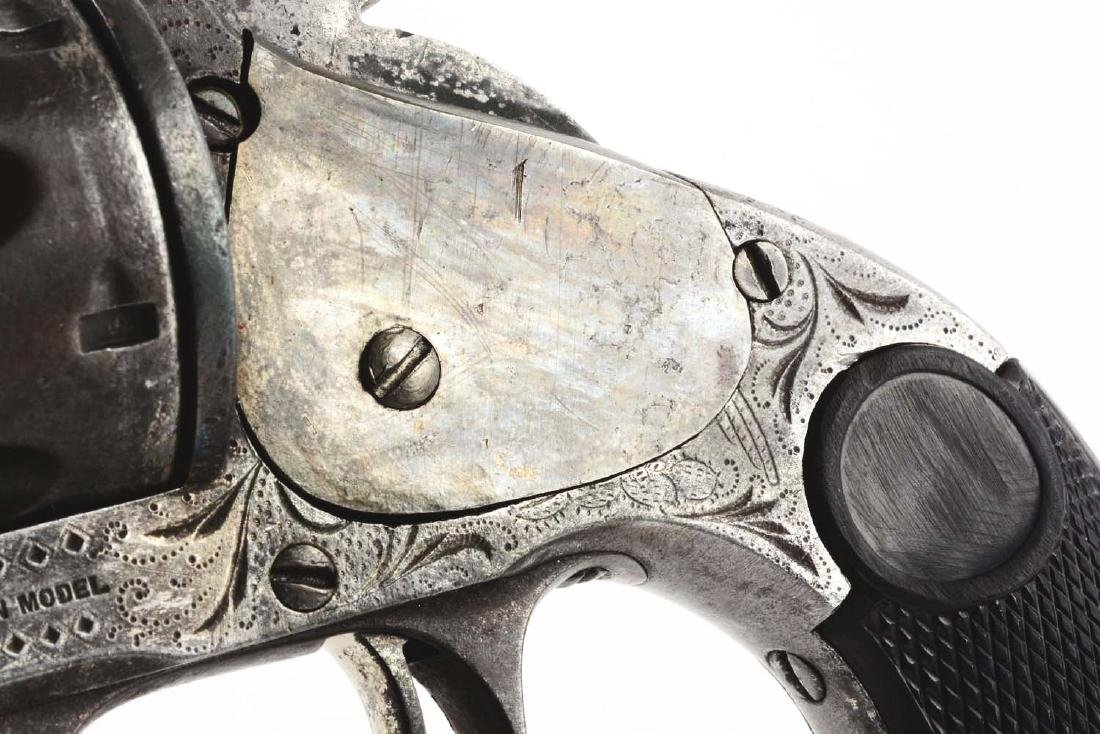 (A) Merwin & Hulbert 3rd Model Single Action Revolver. - 6