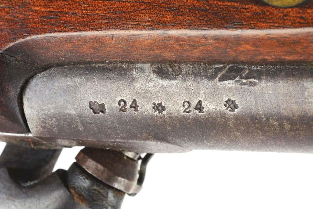 (A) British Model 1853 Enfield Rifle - Musket With - 6