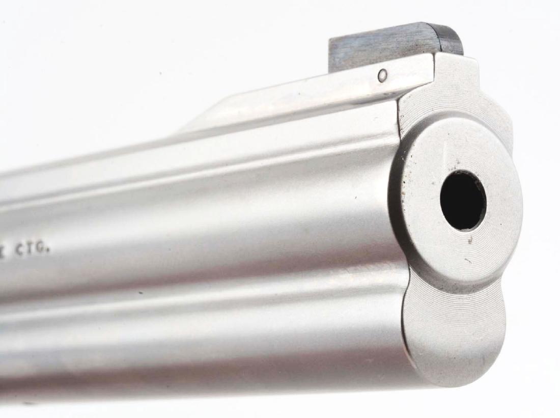 (M) Cased S&W Model 617-2 Double Action Revolver. - 7