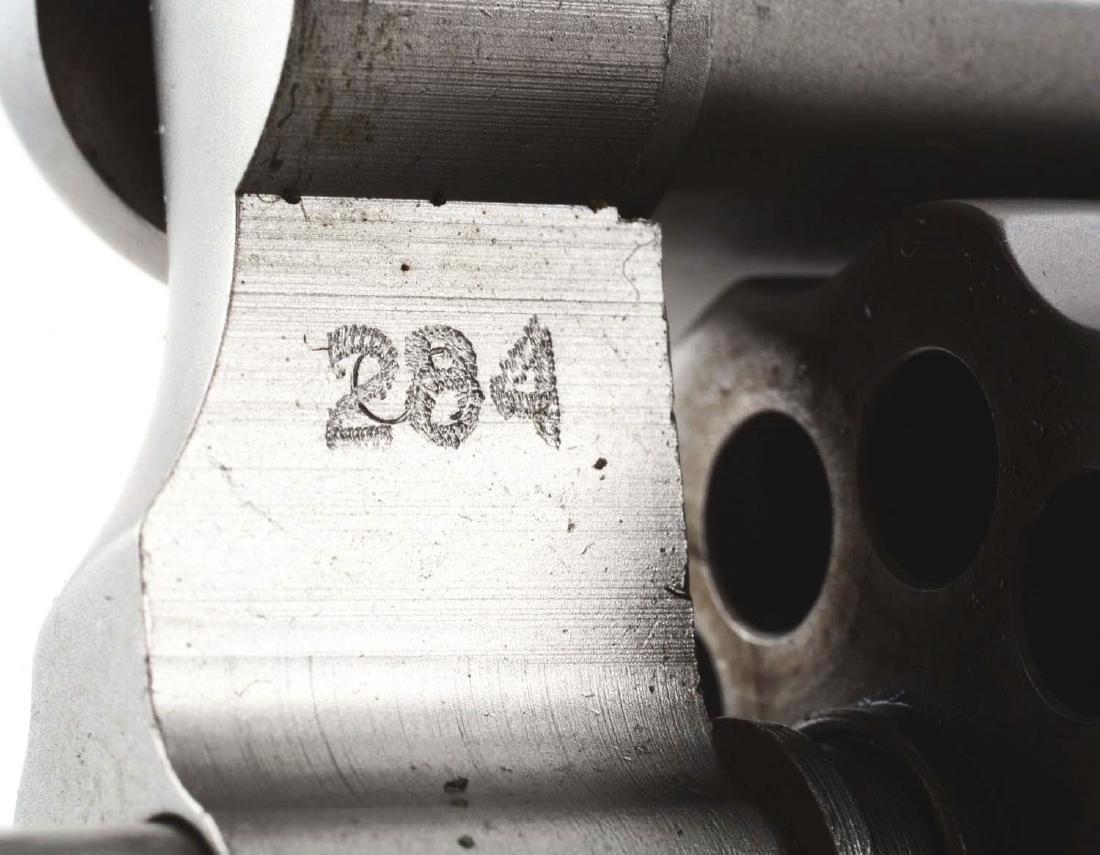 (M) Cased S&W Model 617-2 Double Action Revolver. - 8