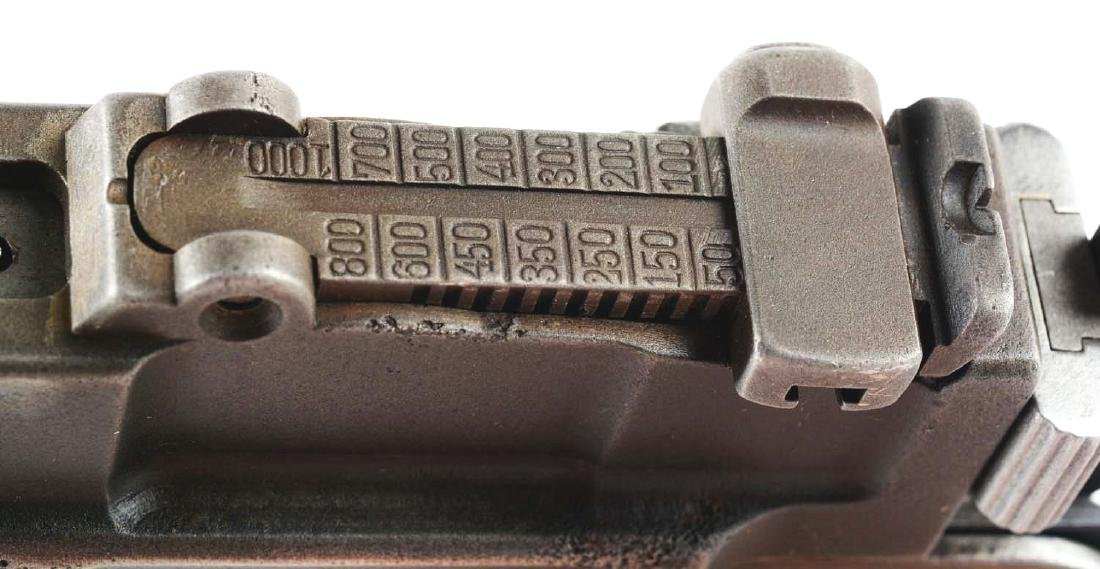 (C) Mauser C96 Broomhandle (Bolo) Semi-Automatic - 4