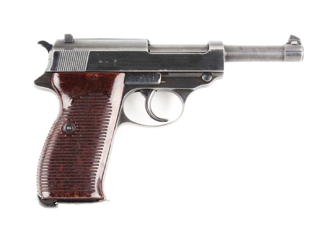 (C) Walther P38 cyq Semi-Automatic Pistol.
