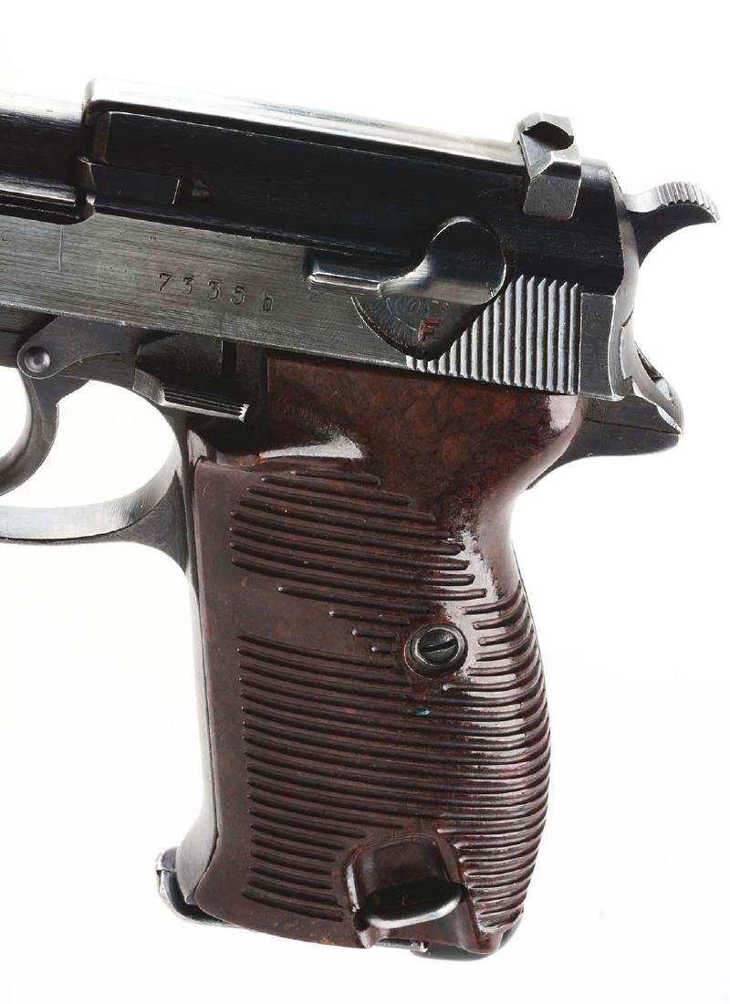 (C) Walther P38 cyq Semi-Automatic Pistol. - 8