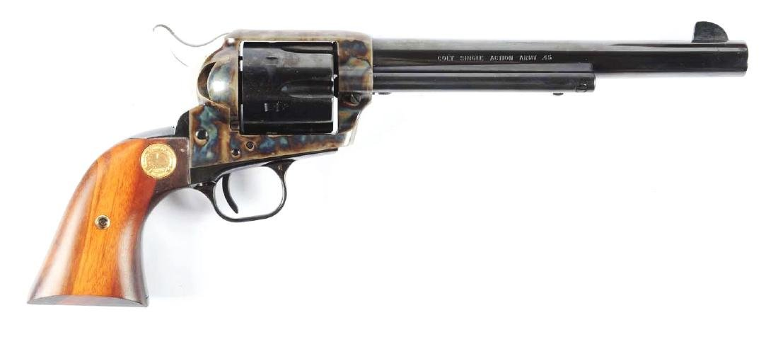 (M) Consecutive Numbered Pair Colt Single Action Army - 3