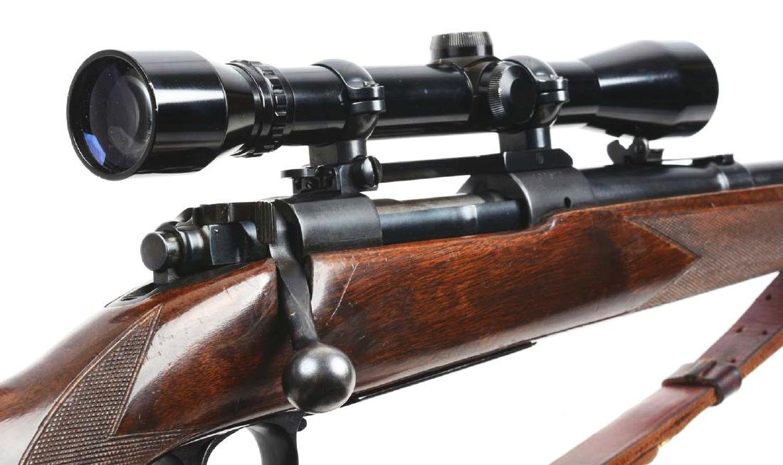 (C) Pre-64 Winchester Model 70 Bolt Action Rifle (.257 - 10