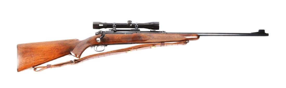 (C) Pre-64 Winchester Model 70 Bolt Action Rifle (.257
