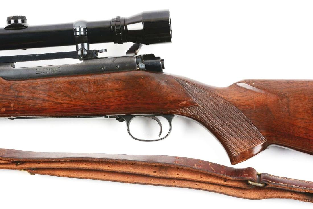 (C) Pre-64 Winchester Model 70 Bolt Action Rifle (.257 - 4
