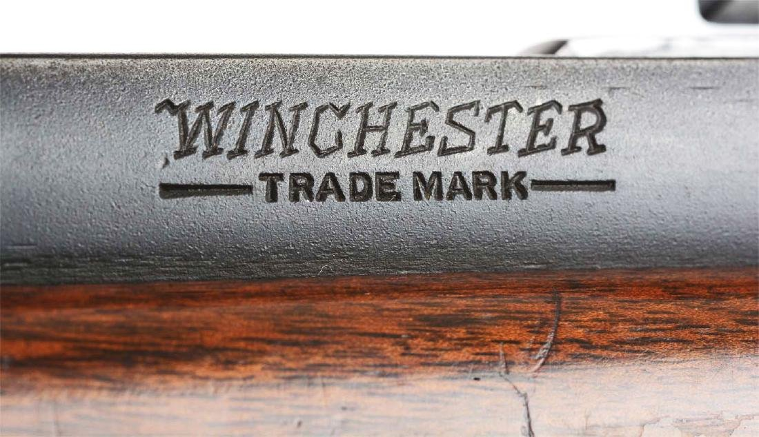 (C) Pre-64 Winchester Model 70 Bolt Action Rifle (.257 - 6
