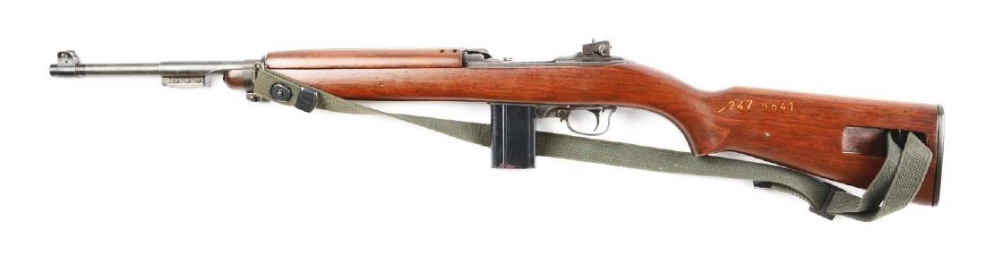 (C) U.S. M1 Carbine by Underwood. - 2
