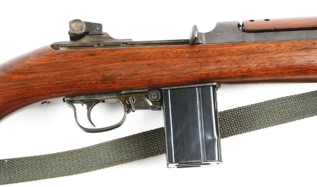 (C) U.S. M1 Carbine by Underwood. - 3