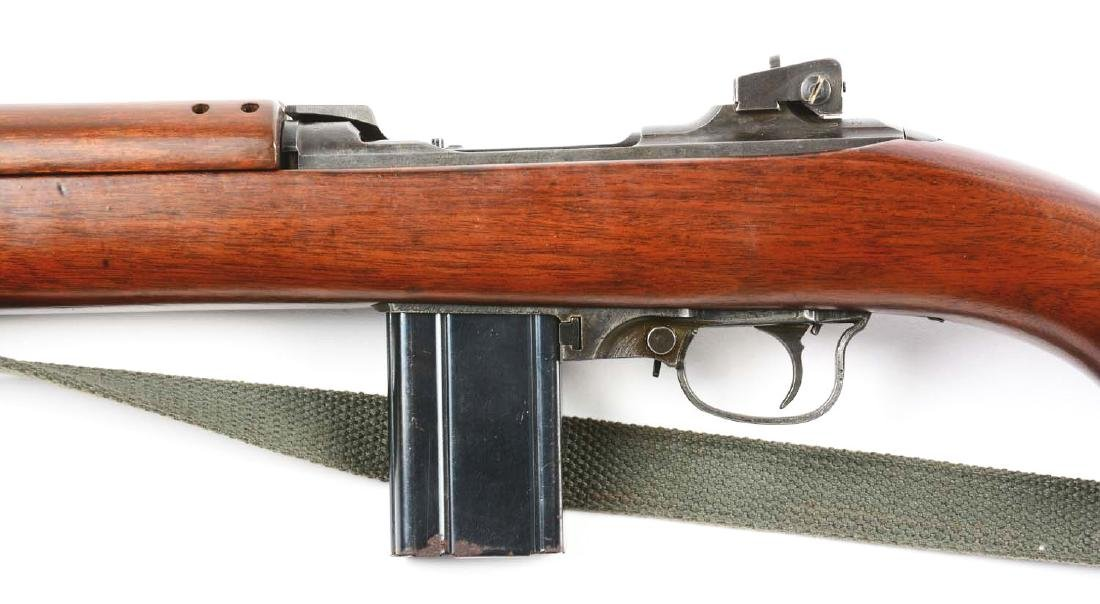 (C) U.S. M1 Carbine by Underwood. - 4